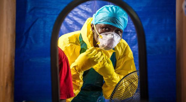 A sixth doctor has contracted the Ebola virus in Sierra Leone