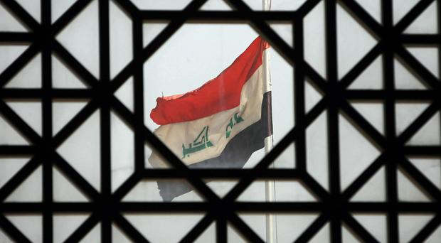 Bomb attacks around the Iraqi capital have left five people dead