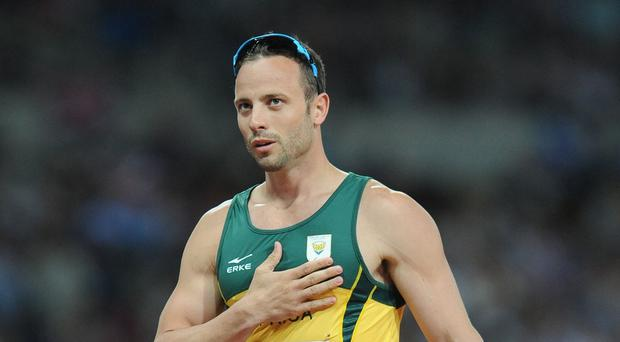 Oscar Pistorius was yesterday jailed for five years for killing his girlfriend Reeva Steenkamp