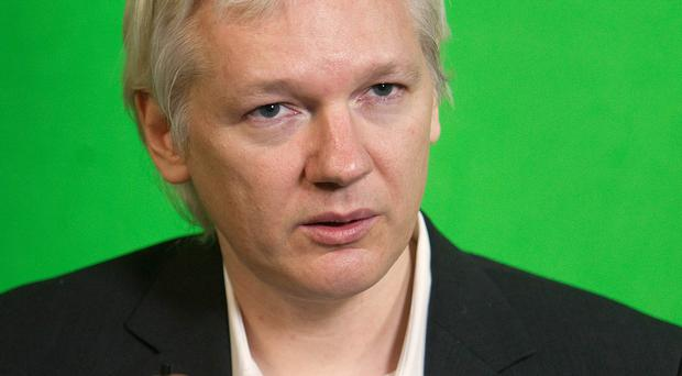 Wikileaks founder Julian Assange is still in the Ecuadorian Embassy in London