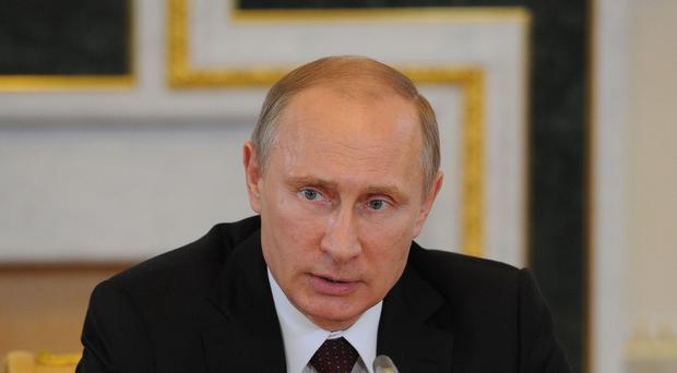 Vladimir Putin says he will quit by 2024 at the latest