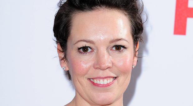Olivia Colman is up for an International Emmys best actress award