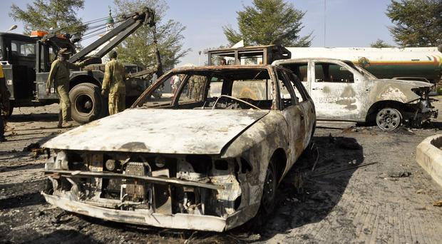 Nigeria has been plagued by violence in recent weeks (AP)