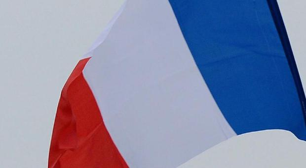 Two people were arrested under anti-terror laws in Amberieu-en-Bugey, southern France