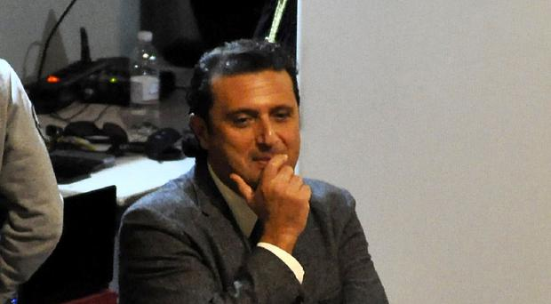 Francesco Schettino was at the helm of cruise ship Concordia when it was shipwrecked off an Italian island