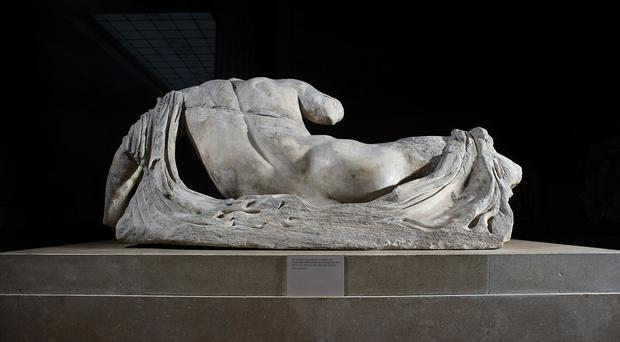 One of the Elgin Marbles is being loaned to a Russian museum