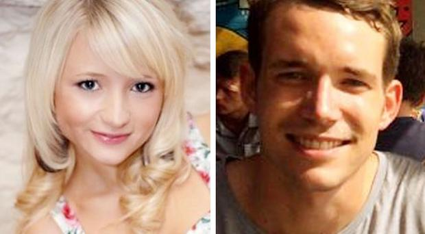 Hannah Witheridge died alongside David Miller