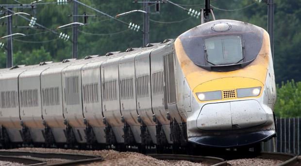 The strike has disrupted Eurostar services between Brussels, London and Paris