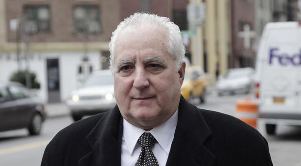 Daniel Bonventre, former director of operations for imprisoned financier Bernard Madoff, has been jailed for 10 years (AP)
