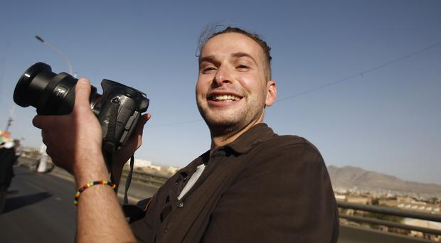 Luke Somers was kidnapped by al Qaida and killed during a high-risk raid to free him and a South African (AP)