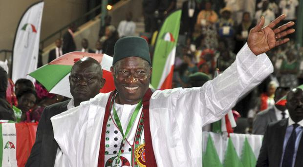 President of Nigeria Goodluck Jonathan has seen his country hit by a wave of bomb attacks