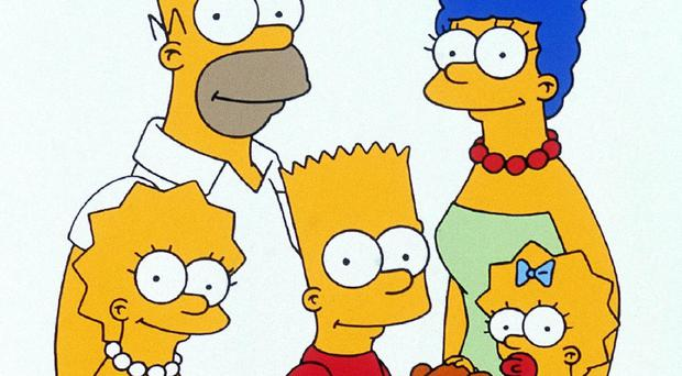 The Simpsons are being used in cultural and literary courses at US universities (2000 Fox TV for Sky One/PA)