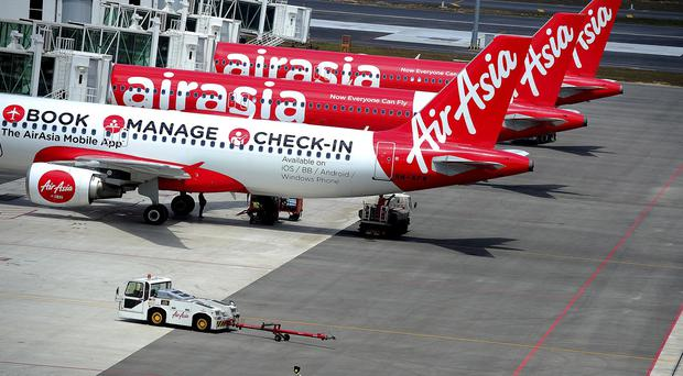 The AirAsia plane had seven crew and 155 passengers on board