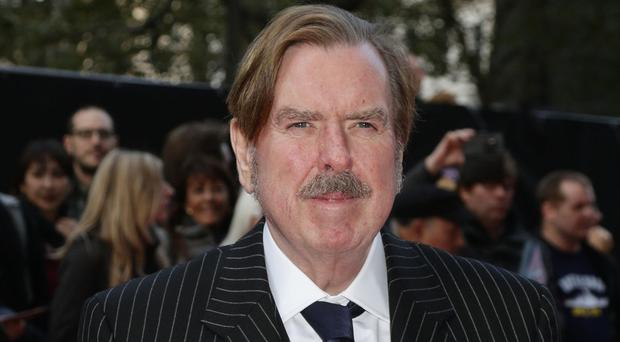 Mr Turner star Timothy Spall has been named best actor of 2014 by America's National Society of Film Critics