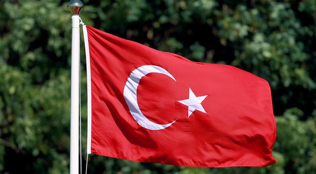 A female suicide bomber struck in Istanbul