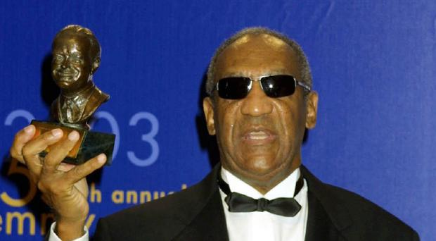 Bill Cosby's quip to a female audience member won applause