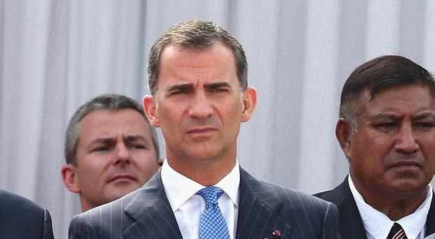 King Felipe of Spain has been working to improve his family's image