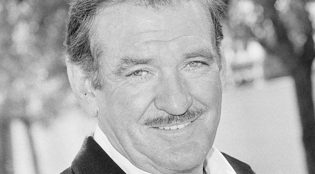 Hollywood star Rod Taylor, who has died in Los Angeles, his daughter announced (AP)