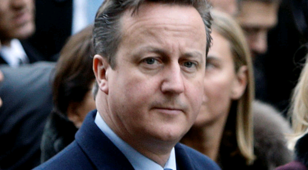 David Cameron has has played down the prospect of publishing his tax returns
