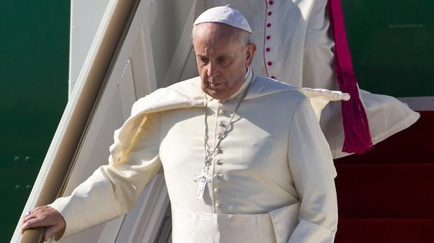 The Vatican has neither confirmed nor denied the reported meeting