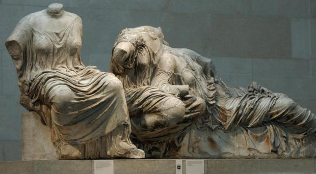 A Greek schoolbook saying the Elgin Marbles were 'transported' to Britain is to be banned