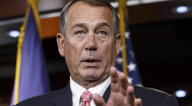 House Speaker John Boehner is a member at an Ohio country club (AP)