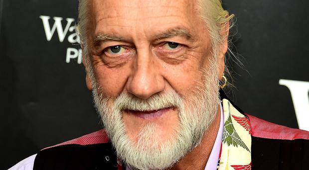 Drummer Mick Fleetwood was taken ill at Fleetwood Mac's concert in Nebraska