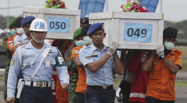 More bodies have been recovered from the AirAsia crash site (AP)
