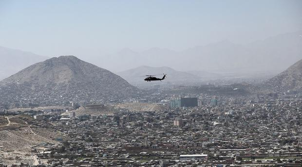 Kabul has been quiet since a suicide car bomb attack in early January