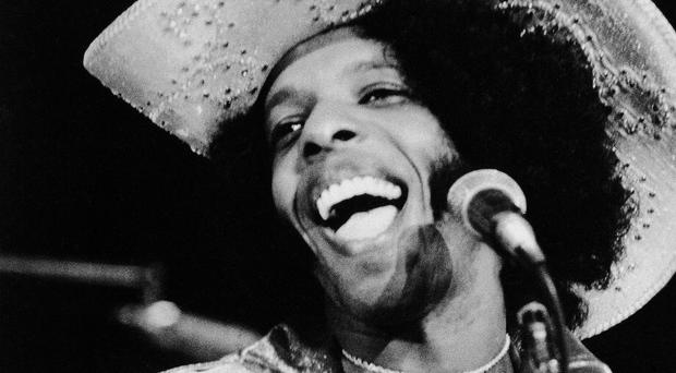 A US jury has awarded Sly Stone awarded 5 million dollars in a breach-of-contract suit against his business partners (AP)