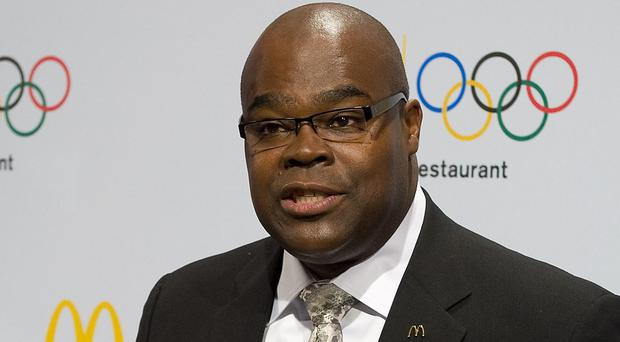 Outgoing CEO Don Thompson was McDonald's first African-American boss (AP)