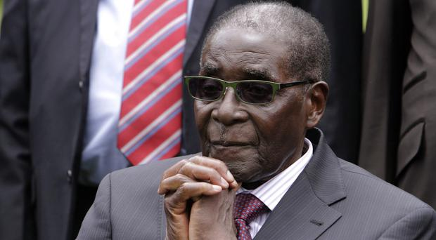 Zimbabwean President Robert Mugabe has been named as head of the African Union. (AP)