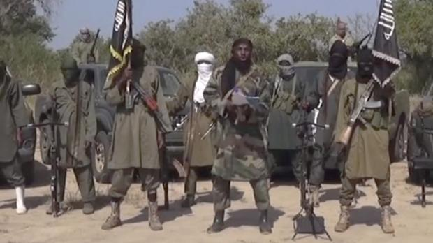 Boko Haram militants also reportedly broke into people's homes, killing women and children