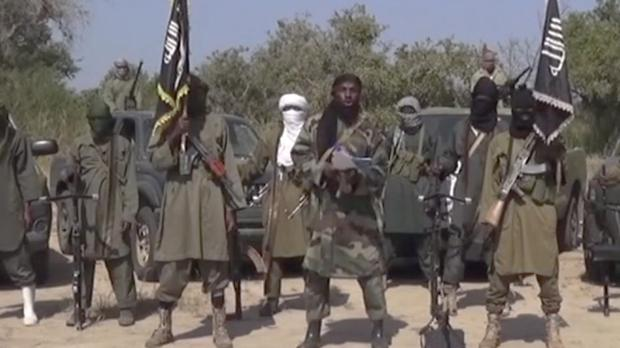 Boko Haram were said to be firing indiscriminately from the back of trucks (File photo)