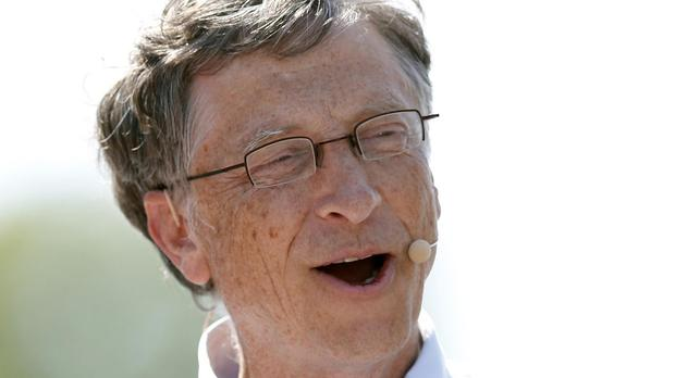 Bill Gates has topped the Forbes list