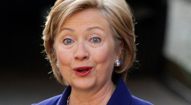 Ms Clinton is thought to have used her own personal email address, rather than a government-assigned one