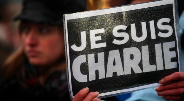 The attacks began at the Charlie Hebdo magazine offices in Paris on January 7