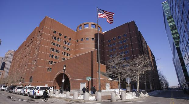 The Boston marathon trial is being held at the John Joseph Moakley United States Courthouse in the city (AP)