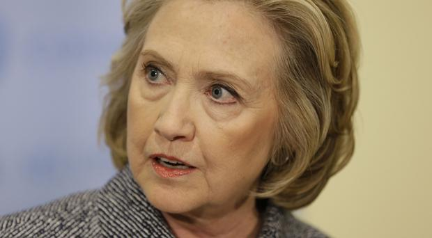 Hillary Rodham Clinton said that, retrospectively, it would have been