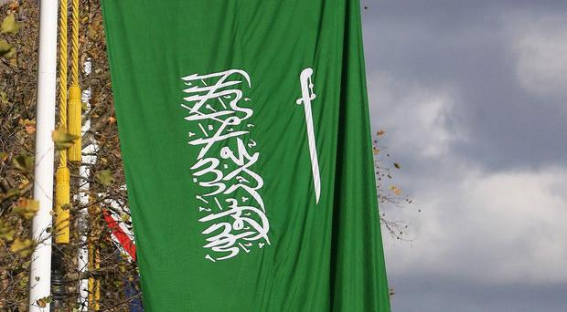 Saudi Arabia is taking part in the US-led coalition against the Islamic State group