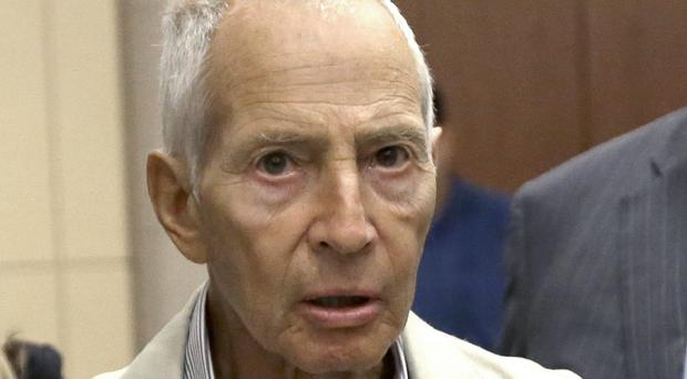 Robert Durst was arrested in New Orleans over the weekend on a murder warrant (AP)