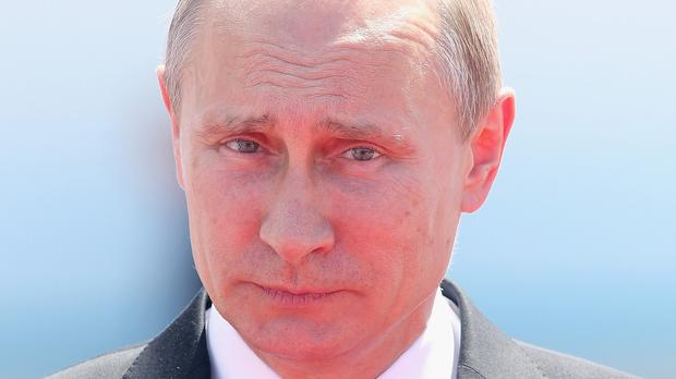 Russian president Vladimir Putin signed a new treaty that calls for nearly full integration of South Ossetia