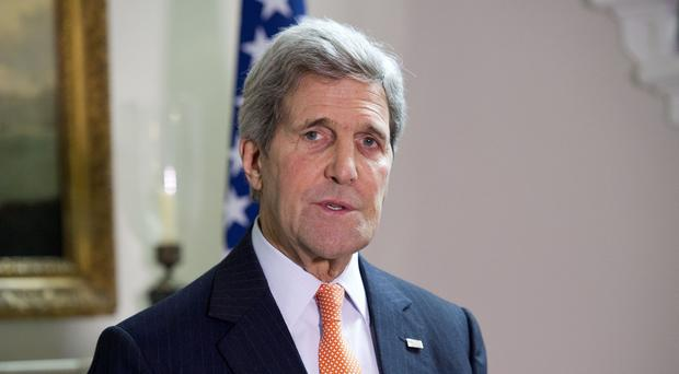 US Secretary of State John Kerry said there were obstacles in the way of a deal