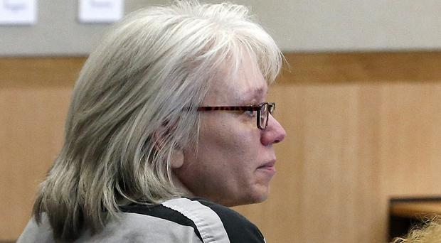 Debra Jean Milke had spent more than 20 years on death row after being convicted of the 1989 killing of her four-year-old son (AP)