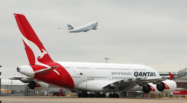 Qantas and China Eastern Airways are seeking a co-operation deal on the Sydney-Shanghai route
