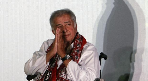 Bollywood actor Shashi Kapoor is to be given the highest honour in Indian cinema (AP)