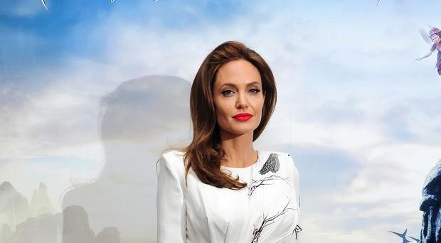 Jolie said she wanted to raise awareness of the importance of early screening and detection