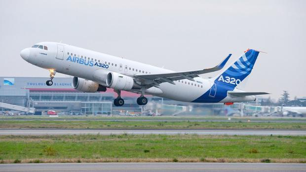 The Airbus A320 aircraft shattered into tiny pieces when it crashed in the French Alps