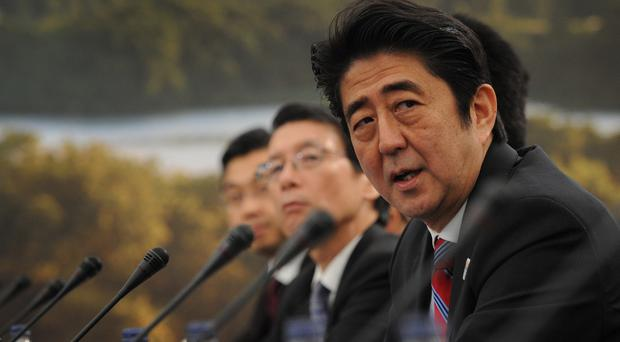 Prime Minister Shinzo Abe's government will extend its sanctions against North Korea