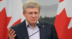 Stephen Harper announced earlier this month that Canada will extend its mission against IS